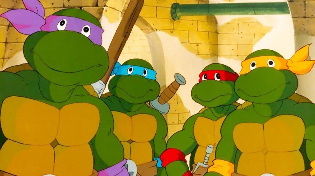 Teenage Mutant Ninja Turtles, Черепашки-ниндзя, мультфильм, лайфхаб, что посмотреть, lifehub, подборка мультиков