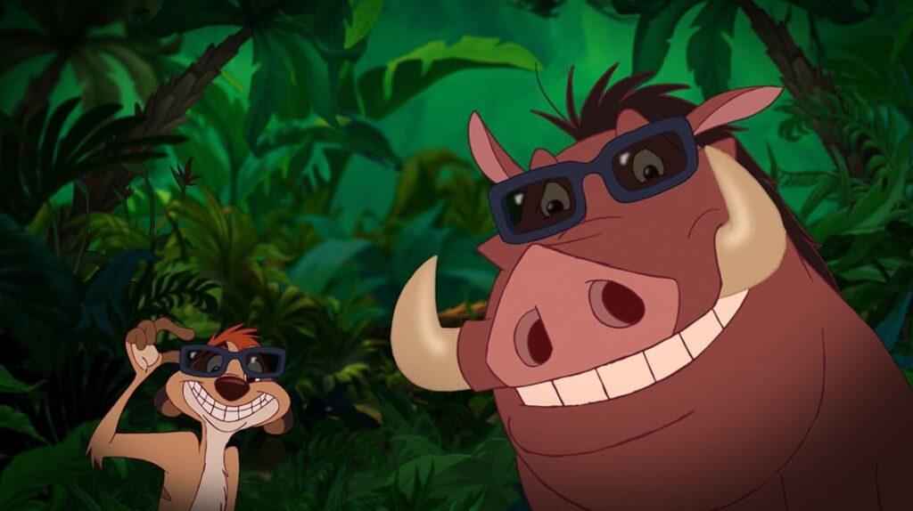 Тимон и Пумба, Timon & Pumbaa, мультфильм, лайфхаб, что посмотреть, lifehub, подборка мультиков