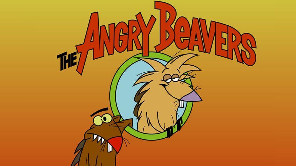 Злюки бобры, Angry Beavers, мультфильм, мультики 90-х, лайфхаб, что посмотреть, lifehub, подборка мультиков