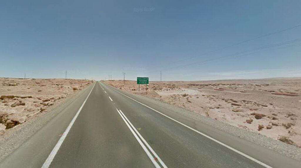 Ruta Nacional 5, Чили, опасные дороги, лайфхаб, путешествия, travel, lifehub, road