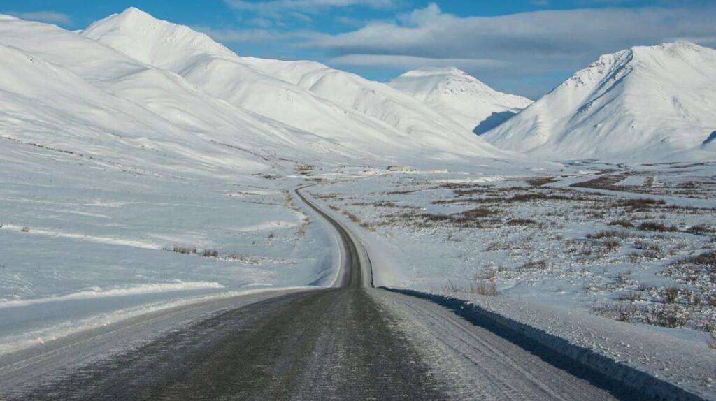 Шоссе Далтон, Аляска, путешествия, опасные дороги, экстремальные дороги, лайфхаб, lifehub, road, travel
