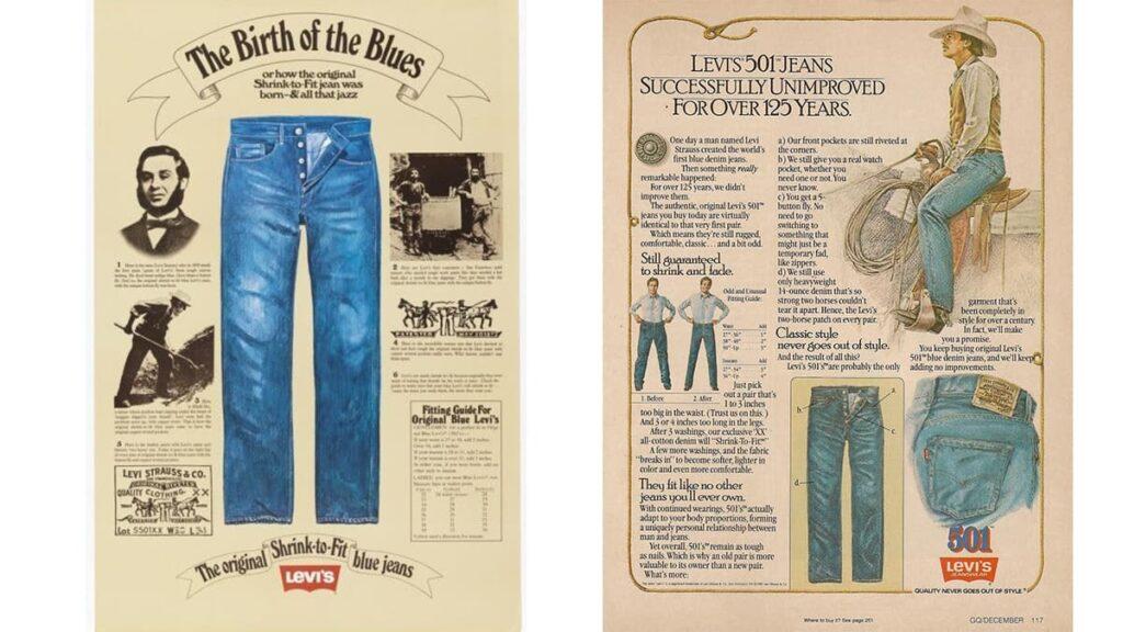 Элементы гардероба, джинсы Levi's 1873 года, старые джинсы, деним, джинсовые штаны, лайфхаб, lifehub, denim, Ливай Страусс, пятый карман