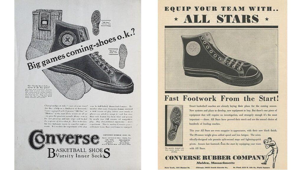 Кеды Converse All Star, конверсы, Converse All Star 1917 года, старые кеды, лайфхаб, lifehub
