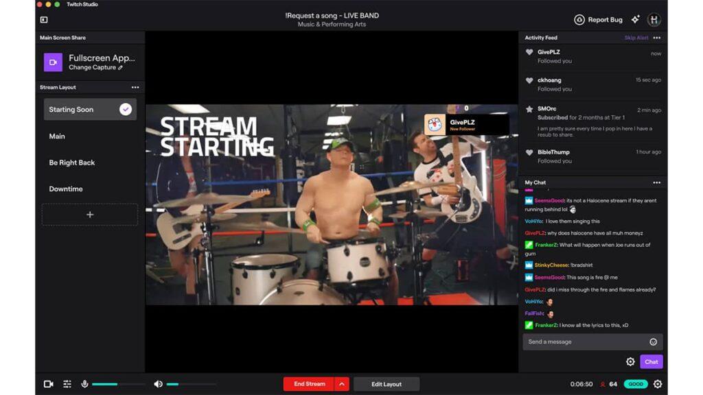Лучшие программы для стрима Twitch Studio, лайфхаб, стрим игр, киберспорт, онлайн-трансляции, lifehub