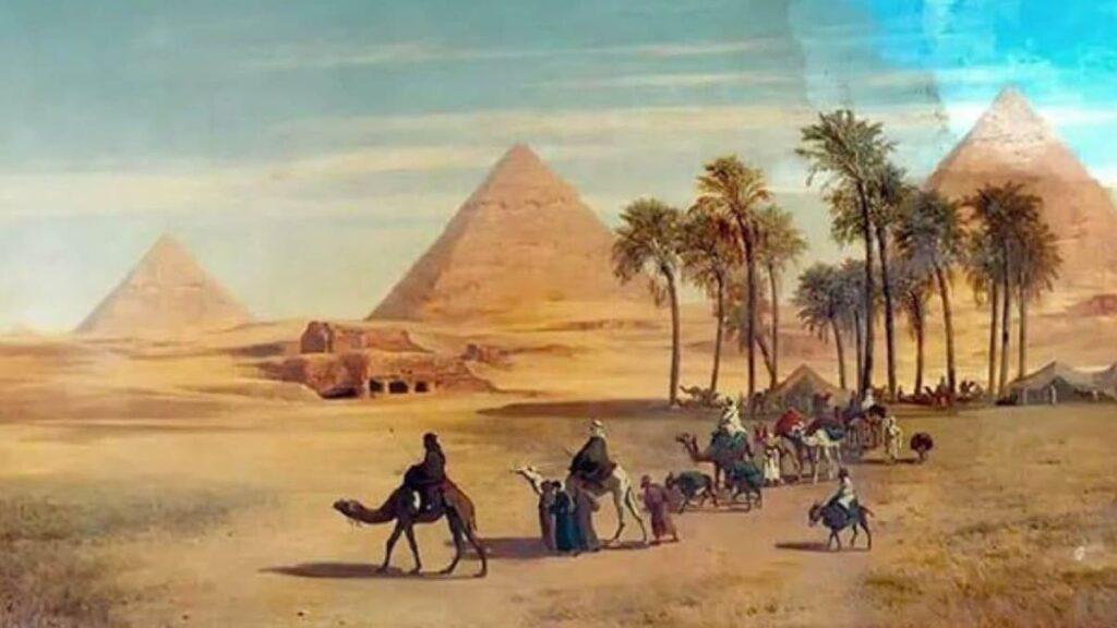 Пирамида Хеопса, пирамиды в Египте, Египет, египетские пирамиды, Хеопс, пирамида Хуфу, лайфхаб, lifehub, семь чудес света Древнего мира