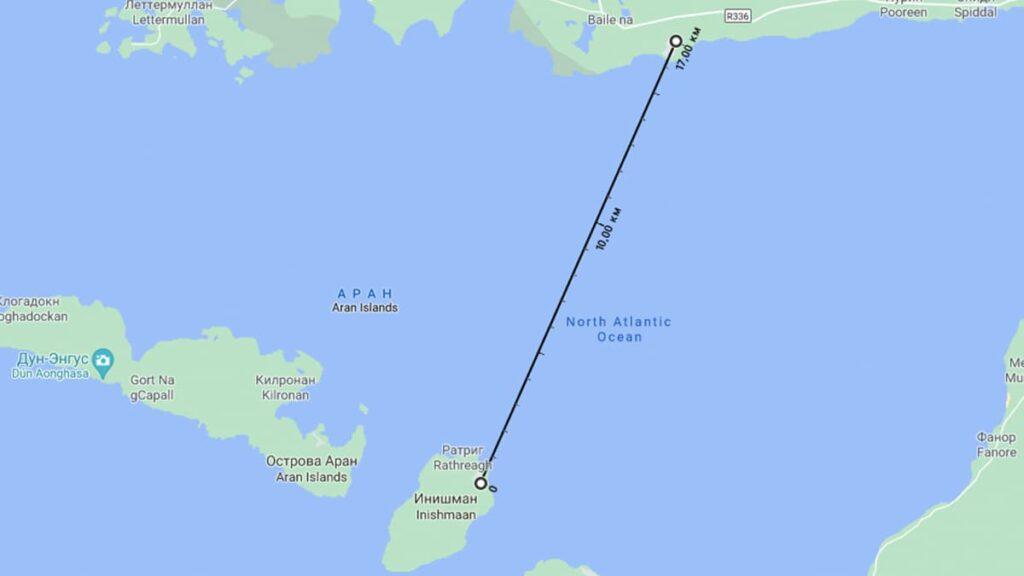 Коннемара, Инишман, Ирландия, путешествия, куда поехать, короткий перелет, авиарейс, лайфхаб, lifehub