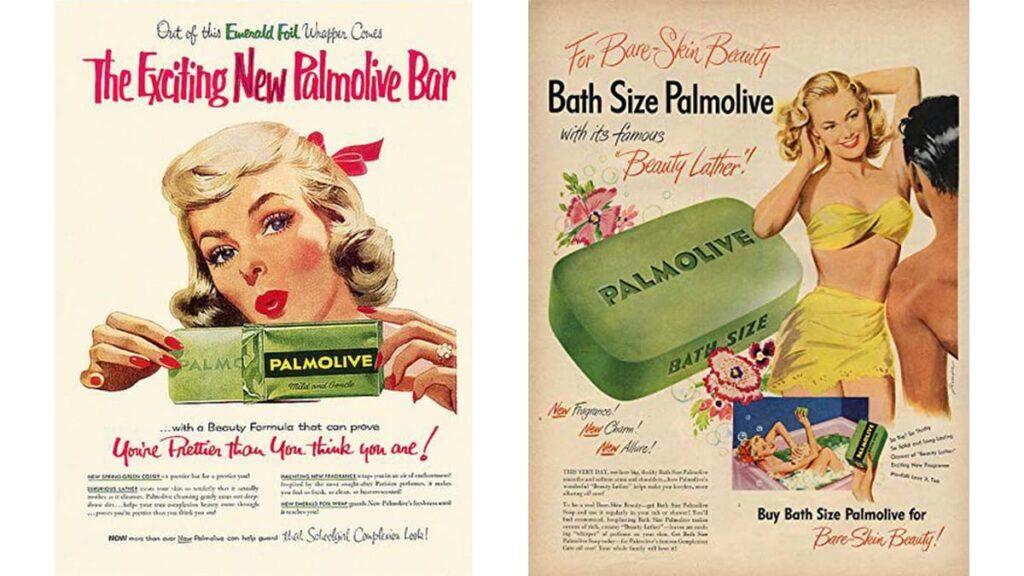 История мыла, soap, Palmolive, реклама palmolive, лайфхаб, lifehub, как появилось мыло, красота и здоровье