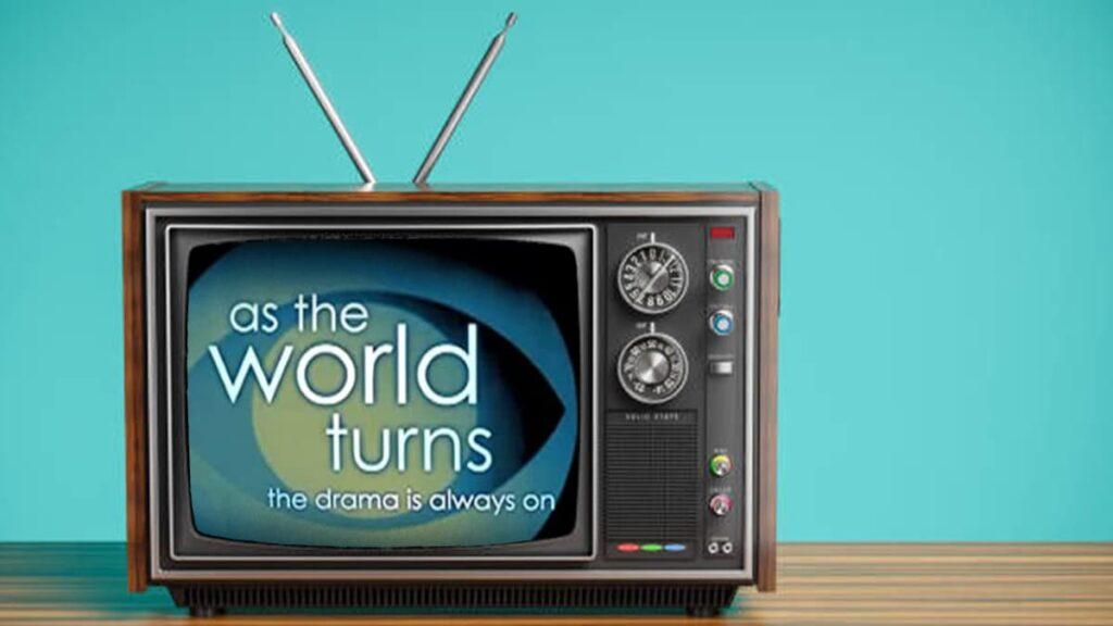 Как вращается мир сериал, старый сериал, As The World Turns, Самые длинные сериалы в истории телевидения, лайфхаб, lifehub