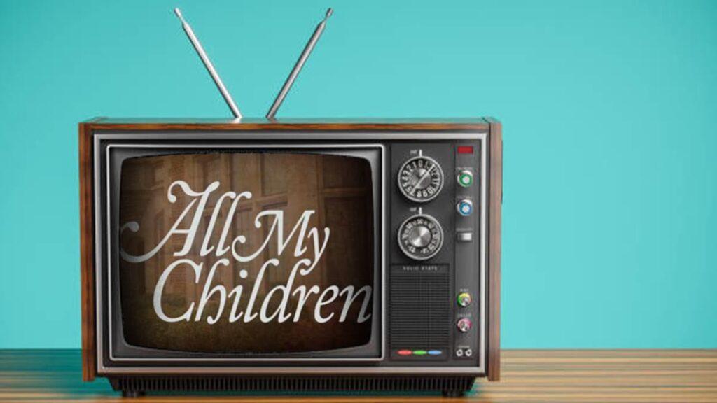 Сериал All My Children, Все мои дети, старый длинный сериал, мыльная опера, самый длинный сериал в истории, лайфхаб, lifehub
