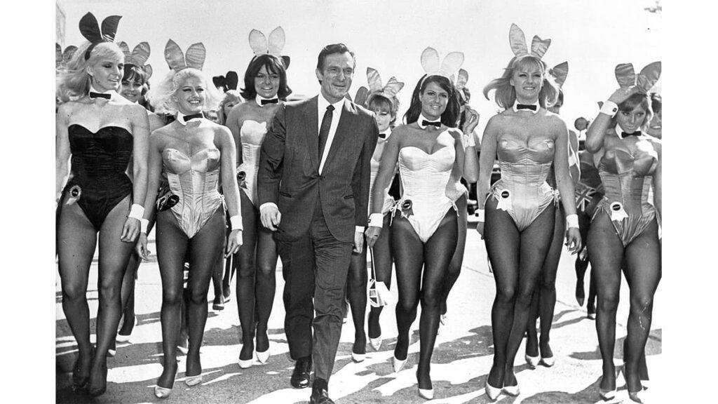 Девушки Bunny, Хью Хефнер, журнал Playboy, журналы для взрослых, эротический журнал, старые журналы, лайфхаб, lifehub